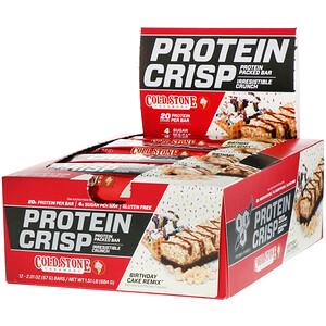 БСН, Protein Crisp, Birthday Cake Remix, 12 Bars, 2.01 oz (57 g) Each отзывы покупателей