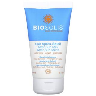 Biosolis, After Sun Milk, Soothe and Refresh,  5.1 fl oz (150 ml)