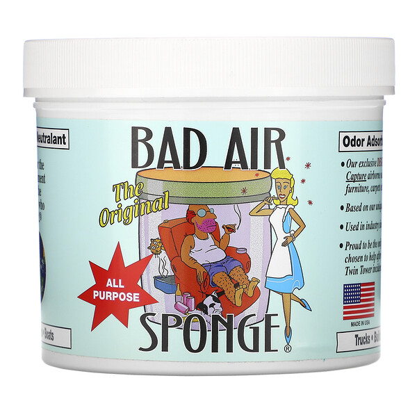 Bad Air Sponge,  30 oz (.85 kg)
