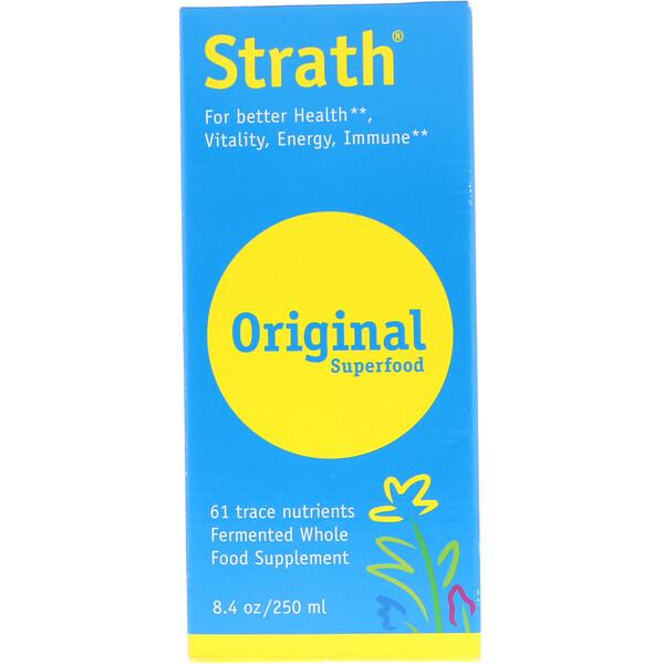 Bio-Strath, Strath、オリジナルスーパーフード、8.4 fl oz (250 ml)