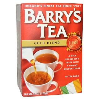 Barry's Tea, Gold Blend, 40 Tea Bags