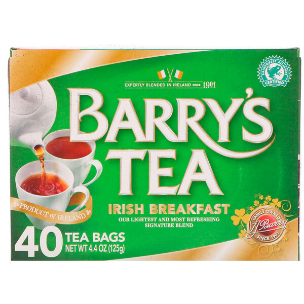 Barry's Tea, IP-6, Inositol Hexafosfato en Polvo, 14.11 oz (400 g)