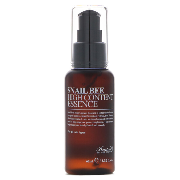 Snail Bee High Content Essence, 2.02 fl oz (60 ml)