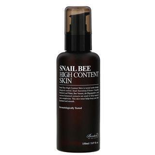 Benton, Snail Bee, High Content Skin, 150 ml
