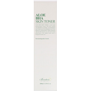 Benton, Aloe BHA Skin Toner, For All Skin Types, 200 ml