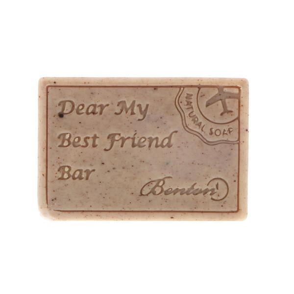 Benton, Dear My Best Friend Bar, Body & Face, 85 g