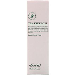 Benton, Tea Tree Mist, 2.70 fl oz (80 ml)