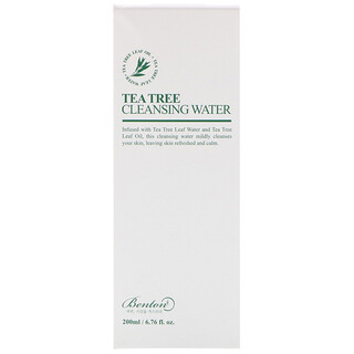 Benton, Tea Tree Cleansing Water, 6.76 fl oz (200 ml)