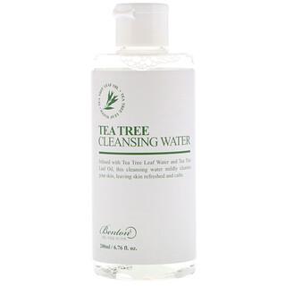 Benton, Tea Tree Cleansing Water, 6.76 fl oz (200 ml)