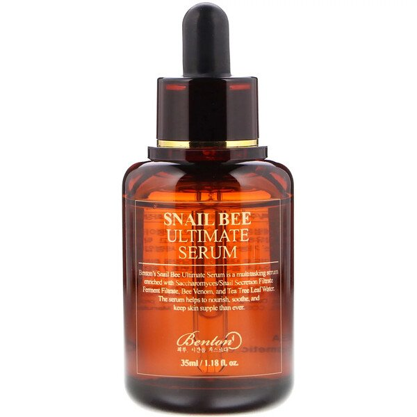 Snail Bee Ultimate Serum, 1.18 fl oz (35 ml)