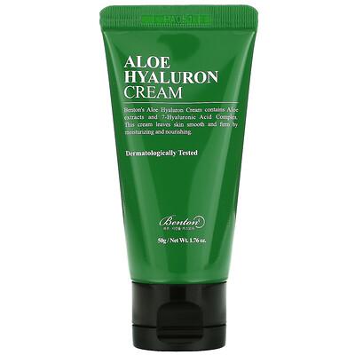 Benton Aloe Hyaluron Cream, 1.76 oz (50 g)