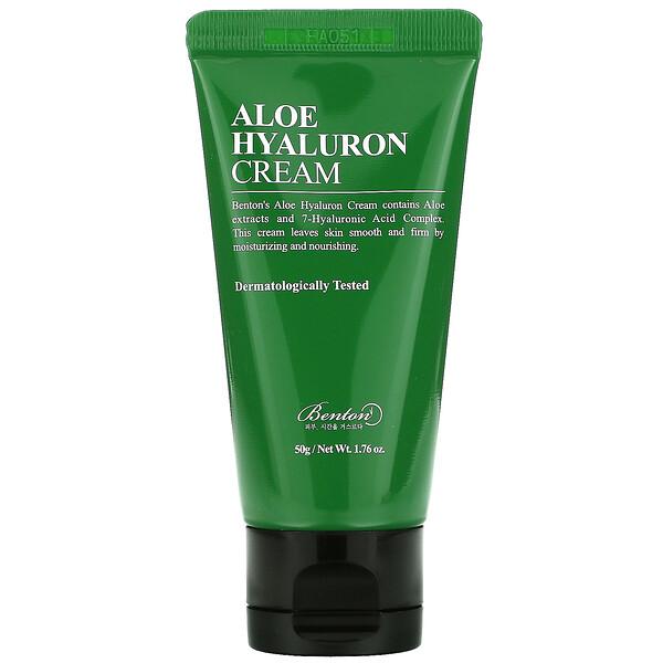 Aloe Hyaluron Cream, 1.76 oz (50 g)