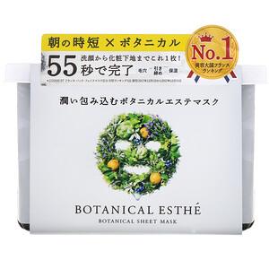 Botanical Esthe, Sheet Mask, Moist, Juicy Lemon, 30 Sheets, 10.8 oz (320 ml) отзывы