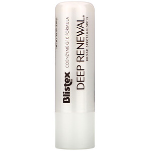 Блистекс, Deep Renewal, Anti-Aging Treatment, Lip Protectant/Sunscreen, SPF 15, .13 oz (3.69 g) отзывы покупателей