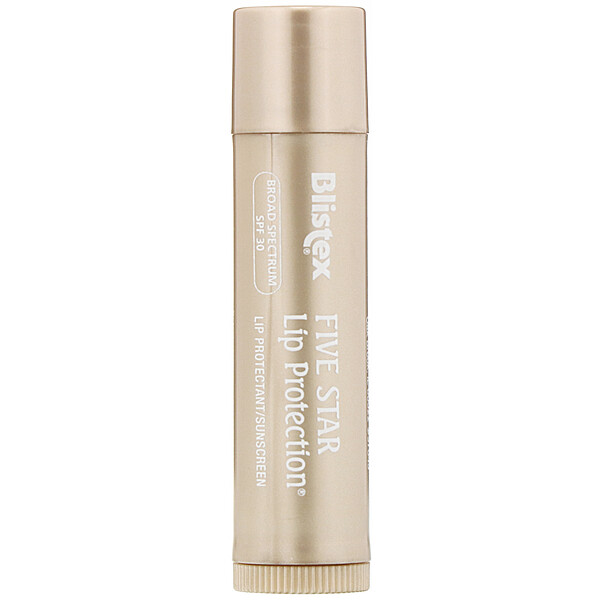 Five Star Lip Protection, SPF 30, .15 oz (4.25 g)