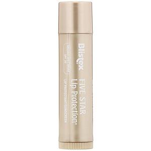 Блистекс, Five Star Lip Protection, SPF 30, .15 oz (4.25 g) отзывы