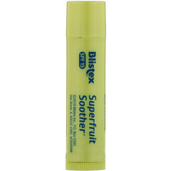 Blistex, Superfruit Soother, Lip Protectant/Sunscreen, SPF 15, 0.15 oz (4.25 g)