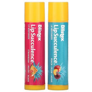 Blistex, Lip Succulence, Tropical, 2 Pack, 0.15 oz (4.25 g) Each