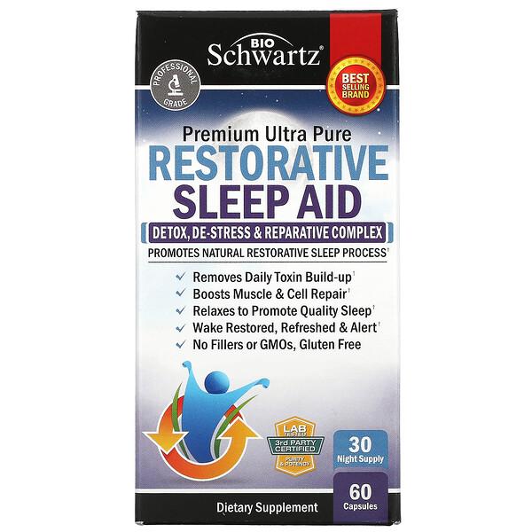 Restorative Sleep Aid, 60 Capsules