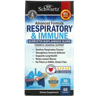 BioSchwartz, Respiratory & Immune, Quercetin Bioflavonoid Blend, 60 Capsules