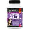 BioSchwartz, Fast Acting Women's Growth & Shine, Hair Formula with Biotin, 60 Veggie Caps