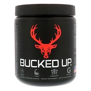 Bucked Up, Pre-Workout, Blood Raz, 10.56 oz (299 g) отзывы