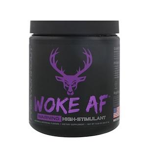 Bucked Up, WOKE AF, Pre-Workout, Grape Gainz, 12.82 oz (363.57 g) отзывы