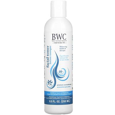 Beauty Without Cruelty Тоник для лица восстанавливающий баланс кожи, 8,5 жидких унций (250 мл)