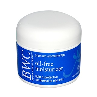 Beauty Without Cruelty, Oil-Free Moisturizer, 2 oz (56 g)