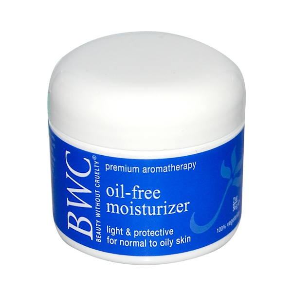 Beauty Without Cruelty, Oil-Free Moisturizer, 2 oz (56 g) (Discontinued Item)