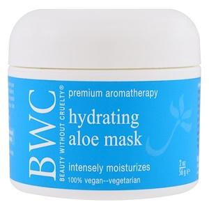 Бьюти Визаут Круэлти, Hydrating Facial Mask, 2 oz (56 g) отзывы покупателей