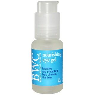 Beauty Without Cruelty, Nourishing Eye Gel, 1 oz (28 g)