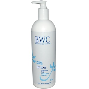 Бьюти Визаут Круэлти, Fragrance Free Lotion, 16 fl oz (473 ml) отзывы покупателей