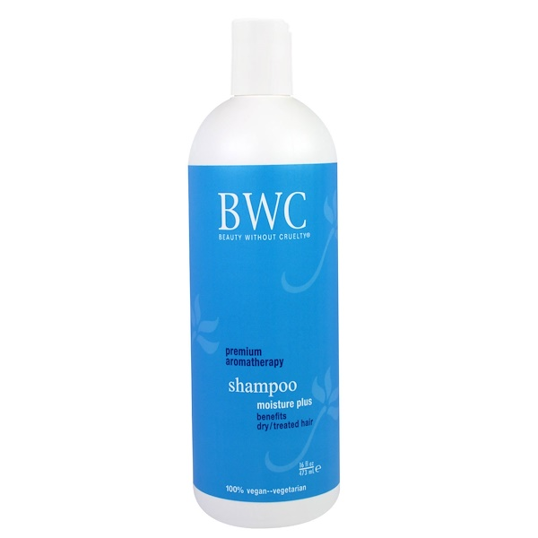 Beauty Without Cruelty, Shampoo Moisture Plus, 16 fl oz (473 ml) (Discontinued Item)