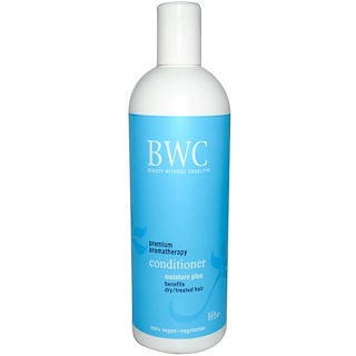 Beauty Without Cruelty, Conditioner, Moisture Plus, 16 fl oz (473 ml)