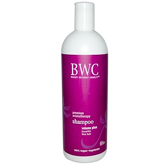Beauty Without Cruelty, Shampoo, Volume Plus, 16 fl oz (473 ml)