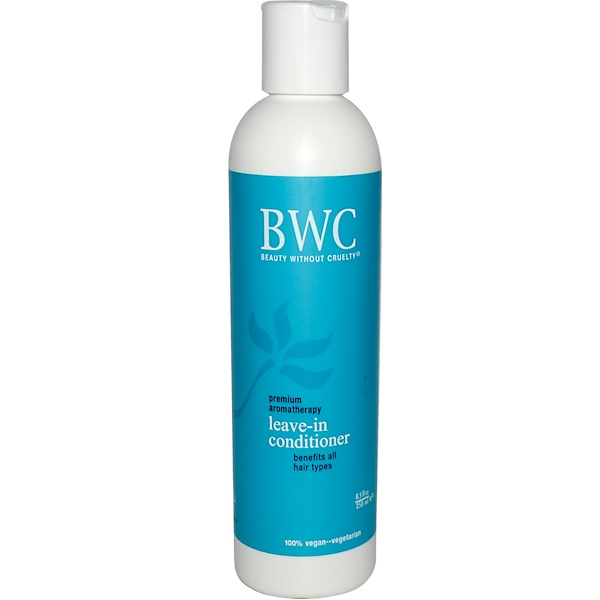 Beauty Without Cruelty, Leave-in Conditioner, 8.5 fl oz (250 ml)
