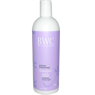 Beauty Without Cruelty, Shampoo, lavanda de montaña, 16 fl oz (473 ml)