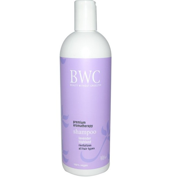 Beauty Without Cruelty, Shampoo, Lavender Highland, 16 fl oz (473 ml) (Discontinued Item)