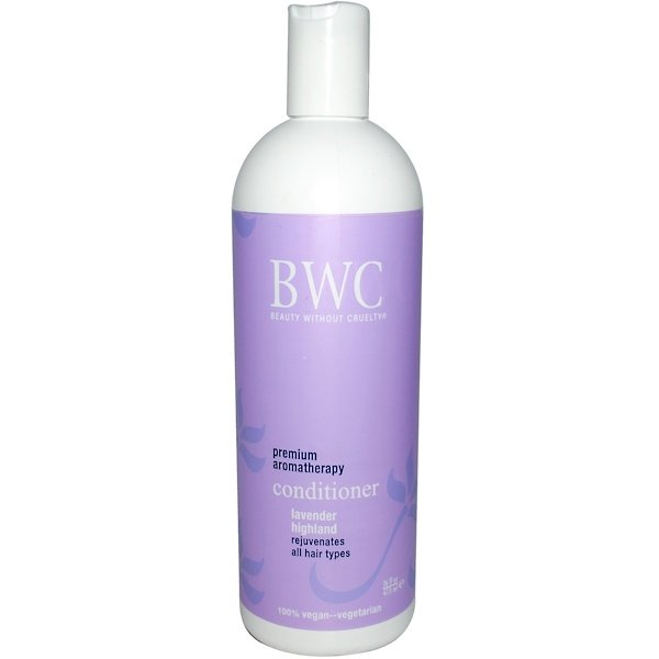 Beauty Without Cruelty, 護髮素,高地薰衣草,16 fl oz (473 ml)