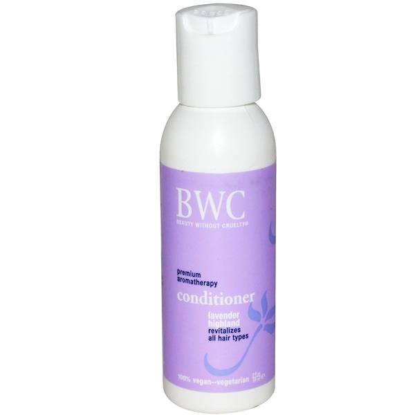 Beauty Without Cruelty, Conditioner, Lavender Highland, 2 fl oz (59 ml)