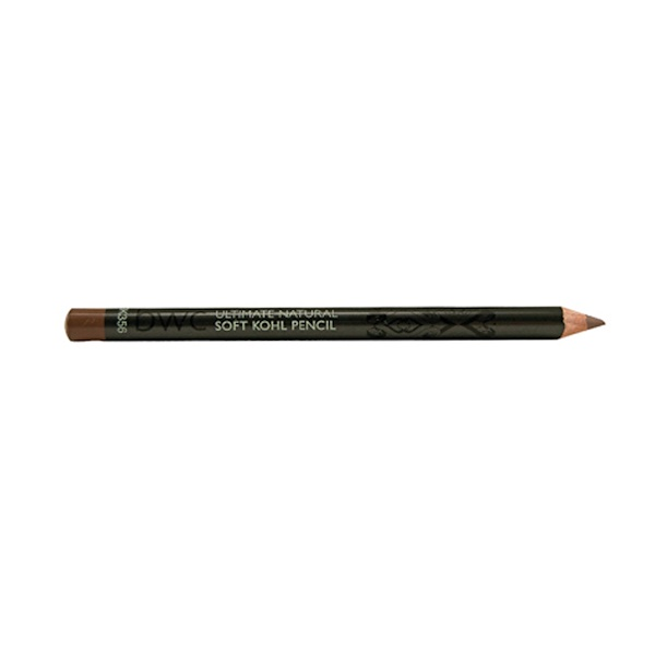 Beauty Without Cruelty, Super Soft Kohl Pencil, Walnut, 0.04 oz (1.2 g) (Discontinued Item)
