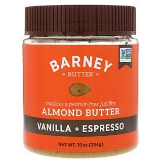 Barney Butter, Almond Butter, Vanilla + Espresso, 10 oz (284 g)