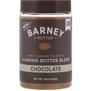 Barney Butter, Almond Butter Blend, Chocolate, 16 oz (454 g)