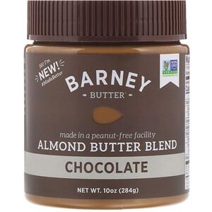 Барни Баттер, Almond Butter Blend, Chocolate, 10 oz (284 g) отзывы