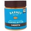 Barney Butter, Almond Butter, Smooth, 10 oz (284 g)