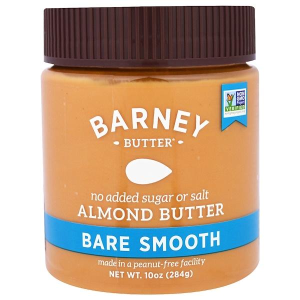 Barney Butter, 杏仁黃油,光滑,10盎司(284克)