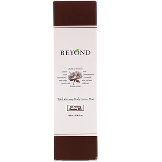 Beyond, Total Recovery Body Lotion Mist, 3.38 fl oz (100 ml)