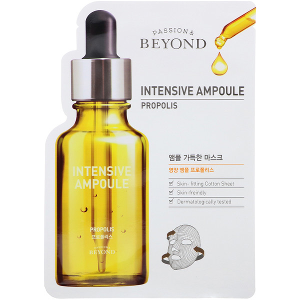 Intensive Ampoule, Propolis Mask, 1 Sheet, 0.74 fl oz (22 ml)