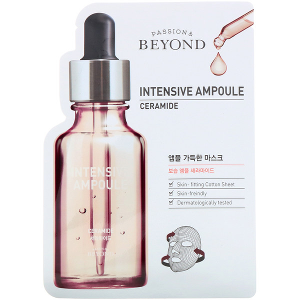 Beyond, Intensive Ampoule, Ceramide Mask, 1 Sheet, 0.74 fl oz (22 ml)